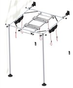 Комплект REDCORD WORKSTATION PROFESSIONAL WALL STAND 3 apparat